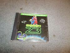 ZENON Z3 DISNEY CHANNEL MOVIE SOUNDTRACK CD RARE OOP