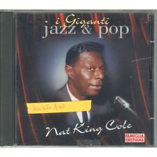 CD I GIGANTI JAZZ & POP NAT KING COLE
