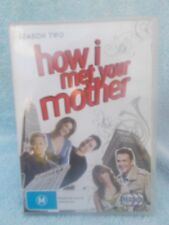 HOW I MET YOUR MOTHER(3 DISC BOXSET) COMPLETE SECOND SEASON,, M R4