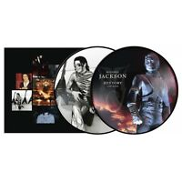 Michael Jackson - History Continues (Ltd 2LP Picture Disc Vinyl) 2018 Epic NEU!