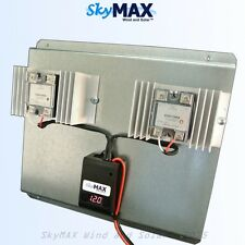 12V 200 Amp Solid State Digital Charge Controller 4 Wind Turbine and Solar Panel