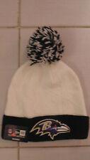 Baltimore Ravens New Era Hat Cap Tuque Womens New NWT
