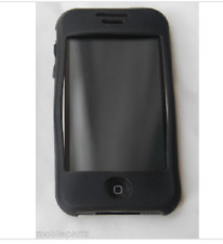 Negro suave silicona piel funda para el Apple Iphone 3g 3gs segundos / calificado