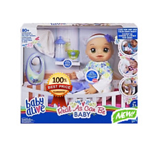 Baby Alive Real As Can Be Baby! Toy Baby+ Energizer Max - AA Batteries - 8 Pack