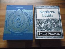 SIGNED LIMITED FIRST 1st EDITION - PHILIP PULLMAN NORTHERN LIGHTS GOLDEN COMPASS