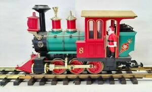 Lionel G Scale Christmas Locomotive #8