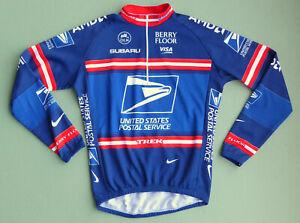rare original 2004 team US POSTAL SERVICE TREK cycling jersey LANCE ARMSTRONG