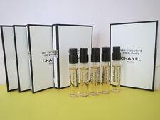 5   x new Chanel 1932   Les Exclusifs De Chanel Sample  Spray   EDP