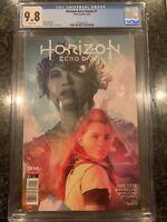 Horizon Zero Dawn #1 Artgerm Cover 9.8 CGC Fast Shipping! Titan Stan Lau