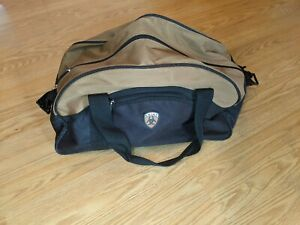 Ariat Duffel Gym Boot Bag Duffle Tote gear bag