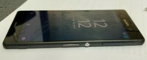 Sony Xperia Z3 D6603 4G LTE 16GB Black Unlocked SmartPhone with Android 6.0 OS