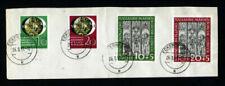 German Multiple Stamps