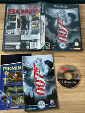 Nintendo Gamecube Everything Or Nothing 007 Game Complete Boxed PAL Free Post