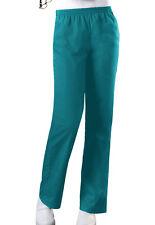 Nwt Xsmall Tall Real Teal Cherokee Scrubs Workwear Pull On Pants 4001 Retw
