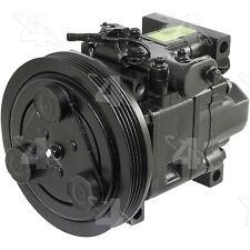 A/C Compressor Fits Mazda Protege 1.6L 1999-2000 (H12A0AH4EL) 67480