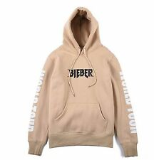 Justin Bieber propósito Tour 2016 exclusivo con capucha