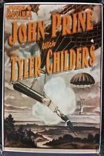 2019 JOHN PRINE & TYLER CHILDERS Chicago SHOW PRINT Tour Poster Ravinia Festival