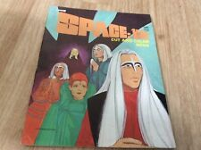 More details for space:1999  cut and colour book 1975 unused new