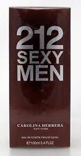 Carolina Herrera 212 Sexy Men Eau de Toilette Spray 3.4 Ounce