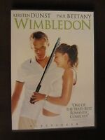 Wimbledon (DVD, 2004, Widescreen)