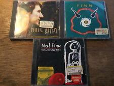 Neil Finn  [3 CD Alben] Finn + One Nil + Try Whistling This