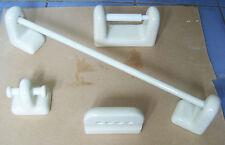 Ceramic Toothbrush Holder/Tumbler Bath Accessory Sets