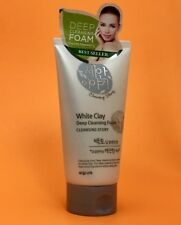 Cleansing Story White Clay Deep Cleansing Foam 150g/5.19 OZ NEW