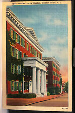 NC Winston-Salem Historic Salem College