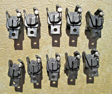 AMERICAN FLYER ..OPERATING KNUCKLE COUPLERS, WITH HOLE...QUANTITY (10) REPLICAS!