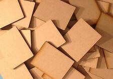 Flames of War Large MDF Wooden Bases x 20 FoW Laser Cut FAST SHIPPING US SELLER