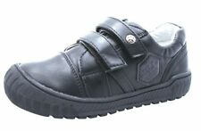 School Shoes Faux Leather Medium Width Shoes for Boys