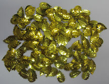 10g Gold Foil Leaf Sequins Table Scatters For Parties, Wedding, Craft, Clothes
