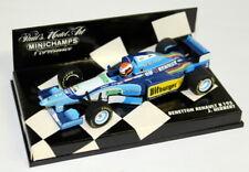 Minichamps 1/43 Scale 430 9500002 Benetton Renault B195 J Herbert Diecast F1 Car
