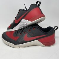 Nike Metcon 1 Banned Shoes Black Red White Men's Size 12 822224-061