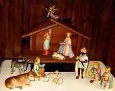 Hummel Nativity Set 14 pieces w/Stable 214