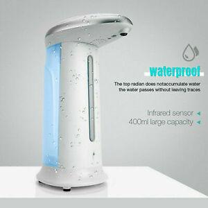 Automatic Soap Dispenser Hands Free Touchless Sensor Liquid Sanitizer IR Sensor
