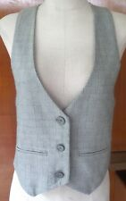 LUX Vintage Vest  SZ S Gently Used