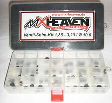 Ventileinstellplättchen Shim Kit 10 mm KTM EXC 400 450 530 690 950 990 RC8 Duke
