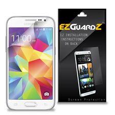 4X EZguardz NEW Screen Protector Skin Cover HD 4X For Samsung Galaxy Core Prime