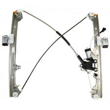 1pc Front Driver Left FL Side Window Regulator w/ Motor For Chevy Cadillac GMC