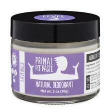 PRIMAL PIT PASTE JAR Natural Deodorant No Aluminum Lavender 2 oz