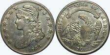 1834 Capped Bust Half Dollar ~ XF/AU Details ~ Silver U.S. Coin ~ MX450