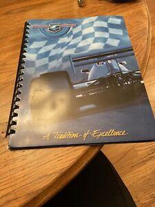 1999 Greg Moore Players Cigarettes Milwaukee Mile CART Champ Car Press Kit
