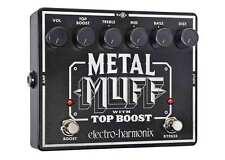 Electro-Harmonix Metal Muff Distortion w/ Top Boost