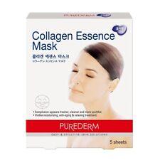 [Purederm] Collagen Essence Mask 5 Sheets