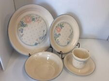 20 Pc Corelle Corning Ware Symphony Dinnerware Set , Service for 4
