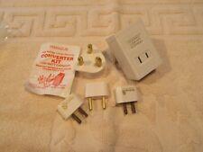 Franzus , Electricity , Converter Kit , 1600 Watt Capacity , Vintage