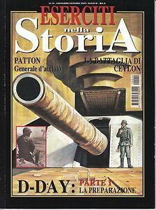 ESERCITI NELLA STORIA - Nr  14 Novembre/Dicembre 2002