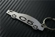 For Citroen C5 keyring keychain Schlüsselring porte-clés HDI VTR LX SE VT SX CAR