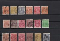 australia early  used stamps  ref r12483